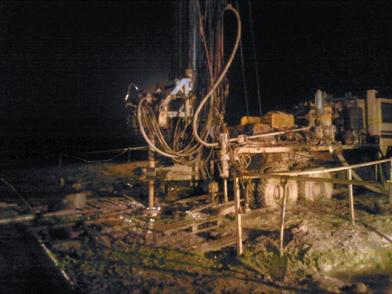 maszyna geologiczna