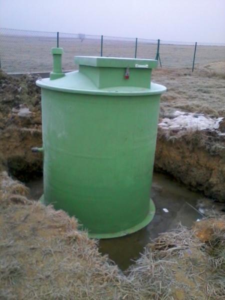 studnia zbiorcza